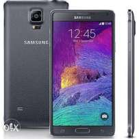 samsung galax note 4 32gb (3months old)