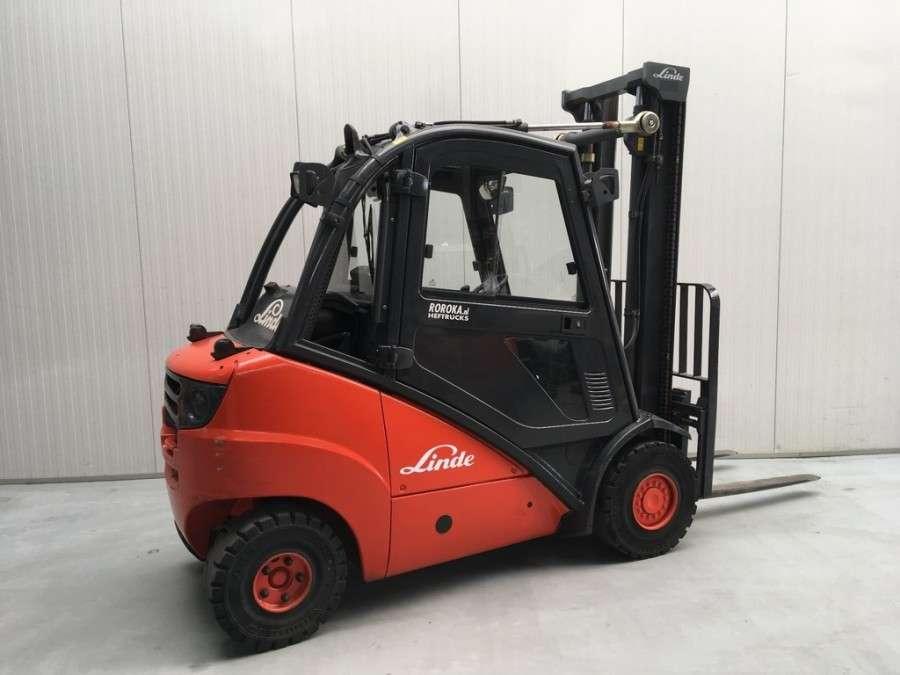 Linde H30T - 2007 - image 7