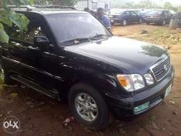 Sound Lexus Lx470 at a give away price