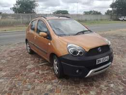 Geely LC CROSS for sale at R 42,000- Mileage 75300 Km