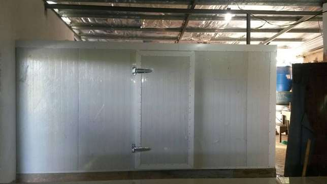 Cold rooms, Chillers, Air Conditioning, Refrigiration, Mombasa Island - image 1