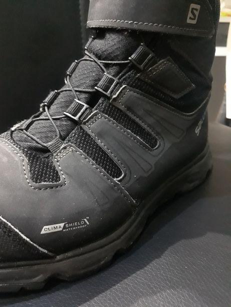 Salomon buty trekkingowe Dunkowa • OLX.pl