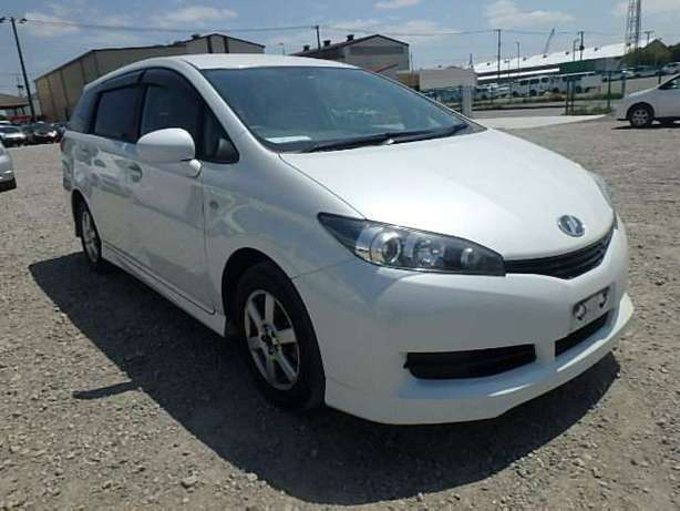 Toyota Wish New Model 2010/6, No Accident History & No Repair History. Westlands - image 3