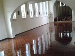 March Mania - Sands & Seal Flooring