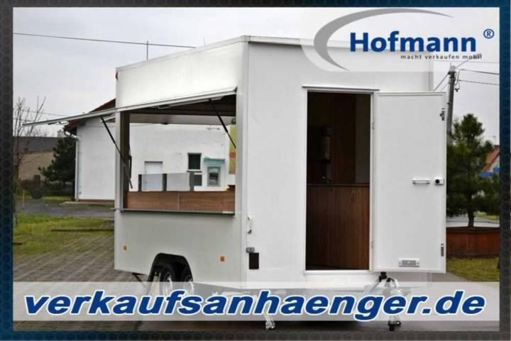 Hofmann verkaufsanhänger 420x210x230cm