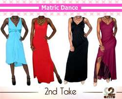 Matric Dance dresses at unbelievable good prices!