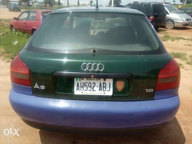 Clean Audi A3 coupe Kuje - image 3