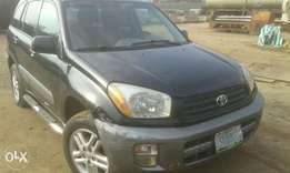 Toyota RAV4 very clean and neat