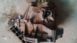2 x polo vivo gearboxes for sale
