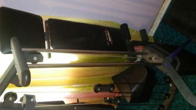 Trojan Home gym and Electro Vibe vibrating machine for R3000 Algoa Park - image 3