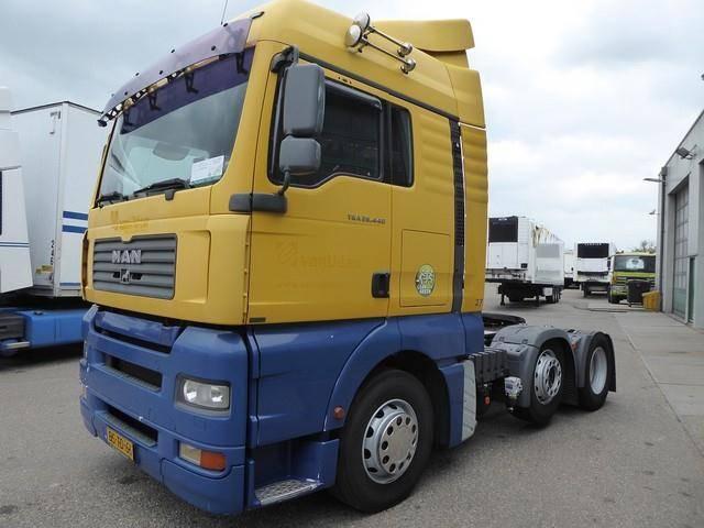 MAN 26.440 6X2/2 BLS, euro 4 , TUV 03/2020 - 2007