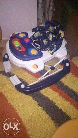 Baby Walker with a Rocker Ruaka - image 2