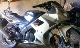 Bashan 125R for sale