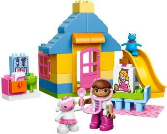 Lego Duplo Doc McStuffins Backyard Clinic brand new in sealed box Linden - image 2