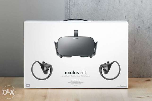 VR Aculus Rift For Pc Use