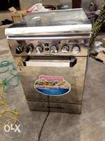Masterchef cooker two burner two electric
