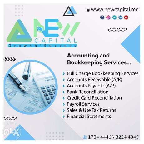 Part Time Accounting & Bookkeeping Service