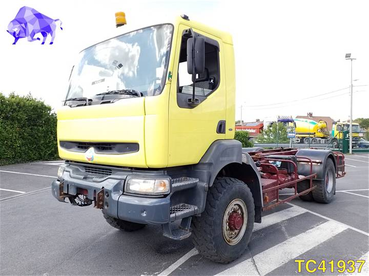 Renault Kerax 260 Euro 2 - 1999