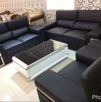 Executive sofa chair with centre table by7