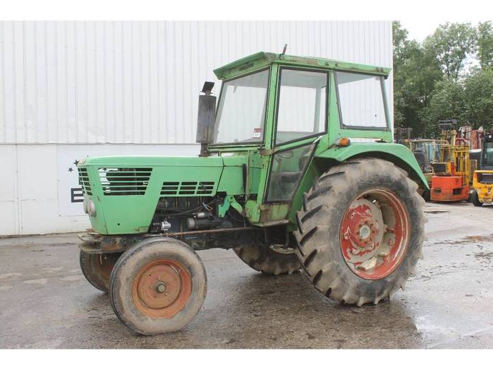 Deutz-fahr D6006 Tractor
