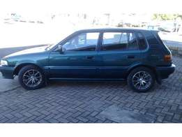 Toyota tazz for sale price R 16000