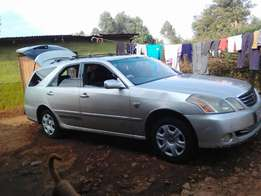 Toyota Mark X year 2009 quick sale