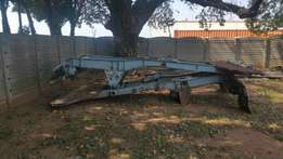 Single axle dolly Chassis for Sale