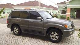 Neatly Used, Well Maintained Toyota Land Cruiser