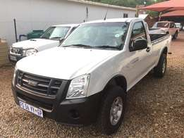2012 Isuzu KB 250 Diesel Fleetside Single Cab