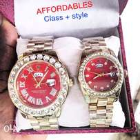 Rolex his&hers
