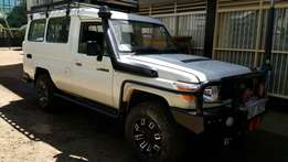 Toyota Land cruiser hardtop 3 door ideal for Takaba