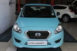 lovely 2016 Datsun Go 1.2 Lux Airbags