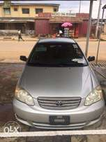 Toyota Corolla 2004 at cheap price
