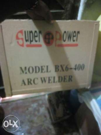 Brand new welding machines, BX6_200 and BX6_400 Bombolulu - image 1