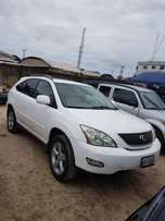 Very clean Nigerian used lexus RX 330 model: 2004 Available for sale