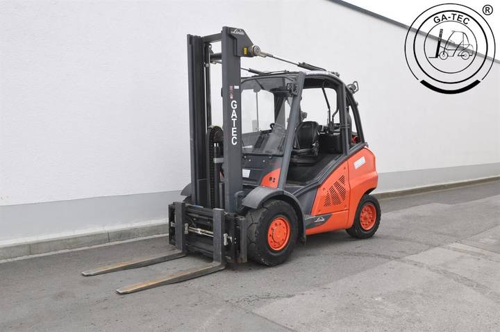 Linde H50T - 2012