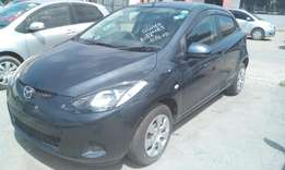 Metallic Grey Demio on sale: Hire purchase accepted
