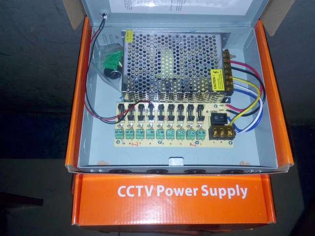 Cctv power supply Nairobi CBD - image 4