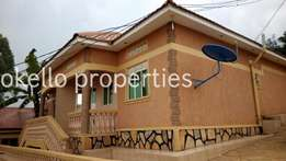 Najeera self-contained 2 bedroom house at 450k