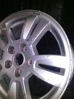 Dear anyone.welcome we sale all sizes for rims and tyrs stat from R350