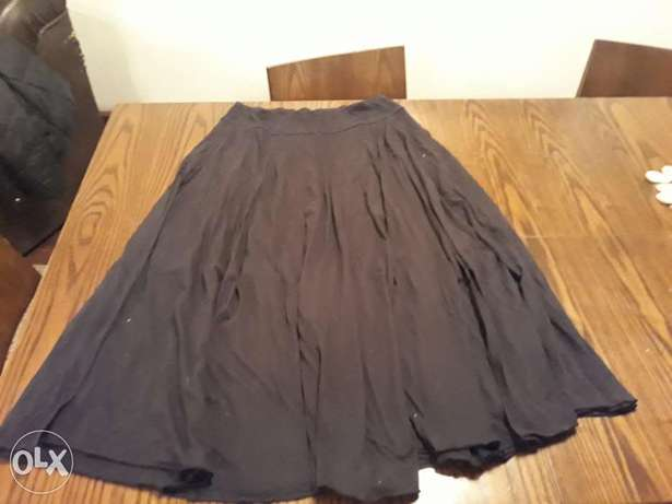 Women's skirt size large