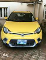 Bought Brand new MG3 at Coscharis motors. Mileage less than 13,000km
