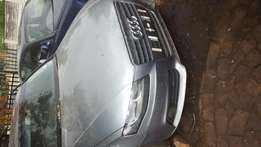 Audi A4 B8 1,8T 2010 automatic stripping for spares