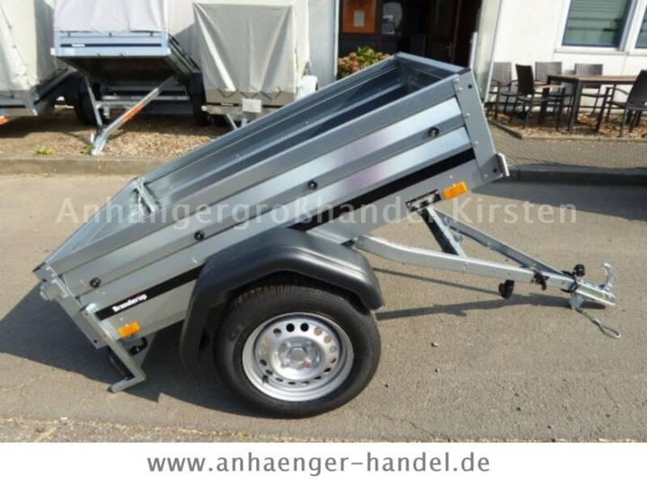 Brenderup 1150 KIPPBAR 144x93x35 cm ZGG 500 kg VORRAT - 2019