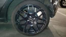 17 Inch tyres and rims for Sale