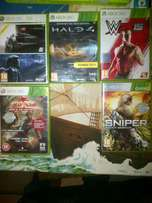 Xbox games te koop/for sale