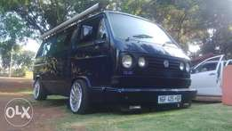 Vw caravelle 2.6 for sale