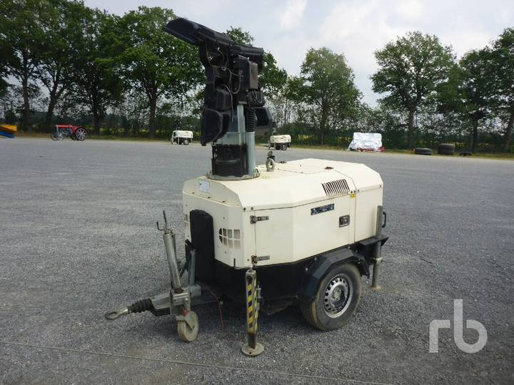 Towerlight VB9 Portable - 2012