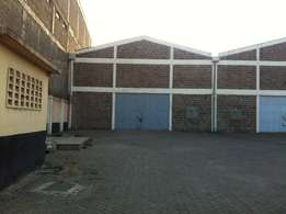 Industrial Area Nairobi Plot with Go downs For Sale