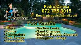 Pjc pool services